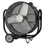 Showtec SF-150 Axial Touring Fan Blower High power touring Fan